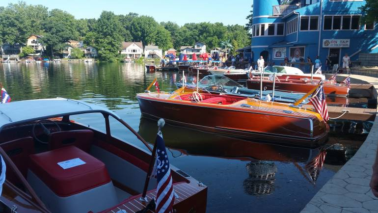44th ACBS – Portage Lakes Antique Boat Show
