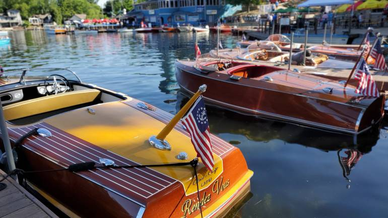 CANCELED – The 45th Annual Portage Lakes Classic Boat Show